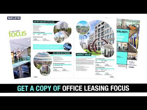 November 2013 Edition of Office Leasing Focus is Out Now