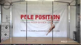 Nadia Budurusi - Italian Pole Dance Contest 2016