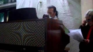 Organo, tango, canto y danza.