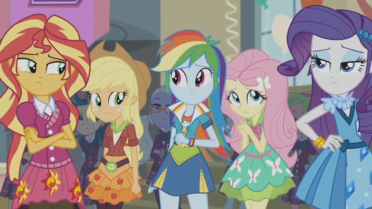 My Little Pony Equestria Girls: Better Together (TV Series