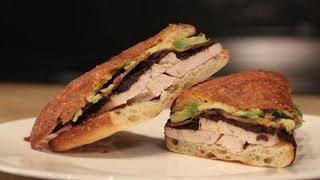 'wichcraft's Bitchin' Roasted Turkey Sandwich Recipe | Get The Dish