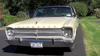 1965 Plymouth Satellite - 15 Minute Introduction