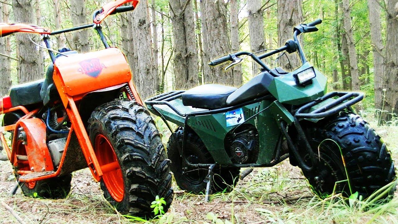 2x2 motorbikes or enduro