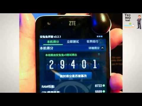 ZTE Geek V975 Skype Videos - Waoweo