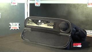 Gator Cases - GM-1WEVA Wireless System Case