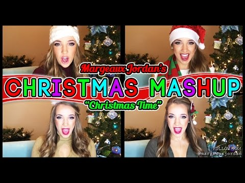 Christmas Music Mashup Playlist 2017 - Margeaux Jordan's