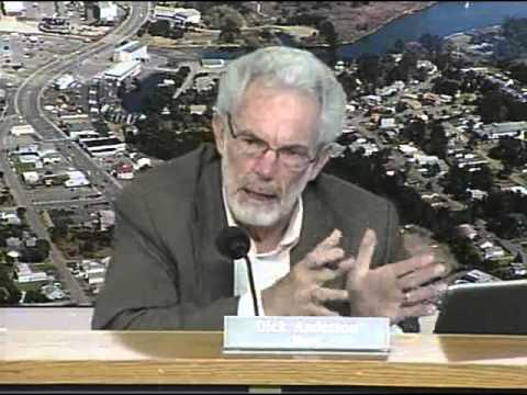 2014-10-27 - Urban Renewal Agency - Regular Meeting - Lincoln City, OR