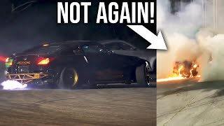 homepage tile video photo for Lit my 350Z on Fire & Started a Band
