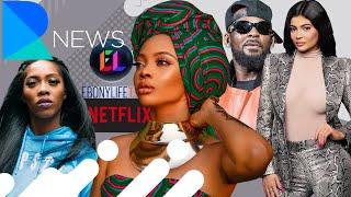 Tiwa Savage leaves Mavin Records???, Toke Makinwa gives dating advise