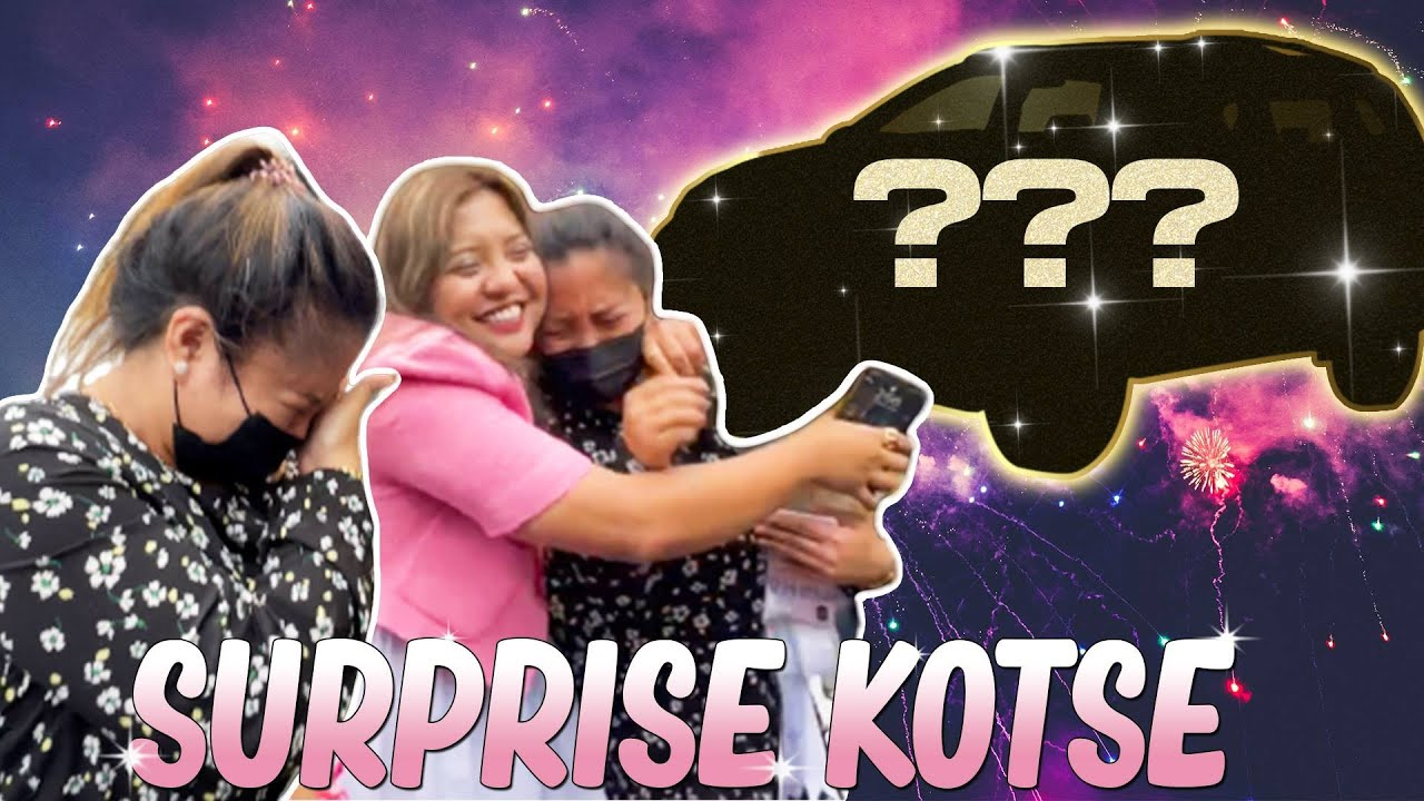 SURPRISING MY SISTER WITH A BRAND NEW CAR