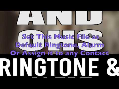 Elle King - Ex's and Oh's Ringtone and Alert