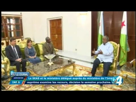 Télé Djibouti Chaine Youtube : JT Somali du 04/12/2017