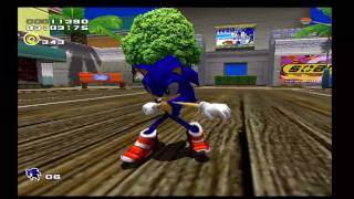 Repeat youtube video Sonic Adventure 2: City Escape (Sega Dreamcast)