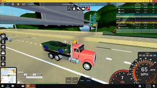 Roblox Ultimate Driving; Towing Has Been Added Back! Driviing The Tow Truck With My F1 On It!