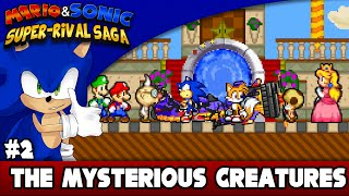 Mario & Sonic: Super-Rival Saga - Episode 2