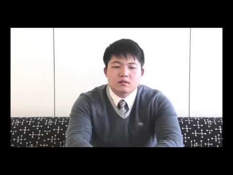 "UNSW CSA 2014 ""因为有你"" 四号男嘉宾Howard VCR介绍短片 - Because of you 2014 4th male participant intro video"