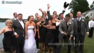 Такая свадьба запомнится надолго