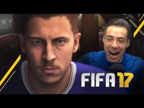 FIFA 17 - REAGINDO AO TRAILER !!!