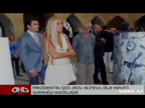 Prezident Ilham Eliyevin ikinci qizinin...