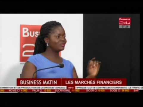 Business 24 / Business M atin - Les marchés financiers