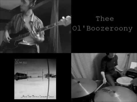 Kyuss - Thee Ol' Boozeroony Collab (Bass & Drums)