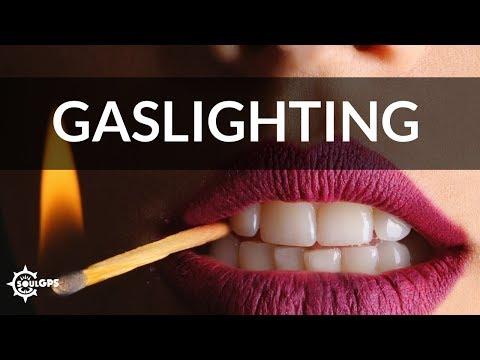 Word Manipulations of a Narcissist, Part 3: Gaslighting