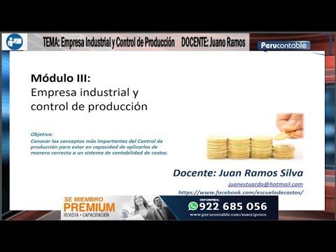 Empresa Industrial y Control de Producción