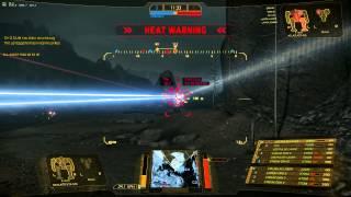 Mechwarrior Online Assault Match 2 - Splatcats suck