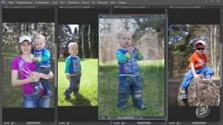 Уроки фотошопа (Photoshop) Зинаиды Лукьяновой. Урок 3.2