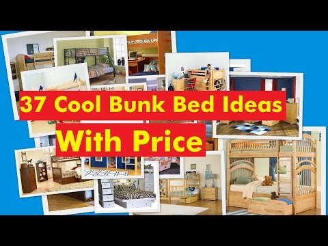 37 Cool Bunk Bed Ideas With Price