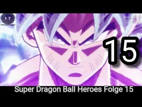 Dragonball Heroes Folge 12
