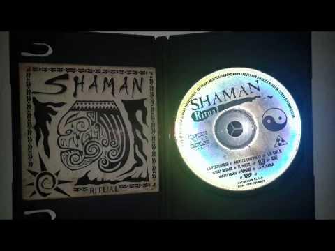 SHAMAN full album LP RITUAL1999  Asuncion Paraguay