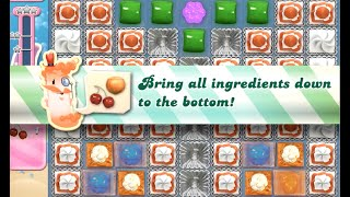 Candy Crush Saga Level 932 walkthrough (no boosters)