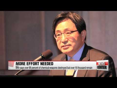 NEWSCENTER 22:00  President Park Geun-hye urges National Assembly to pass crucial bills
