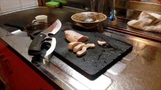 トレーニーの基本食 簡単安い! 鶏、胸肉のたたき玉ねぎ和え