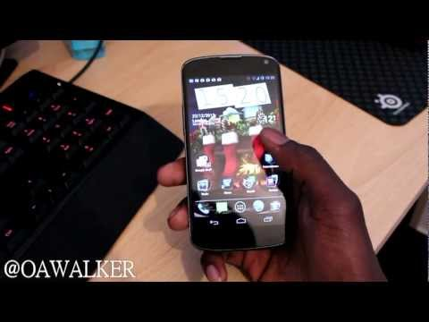 Top Android Christmas Apps/Live Wallpapers 2012