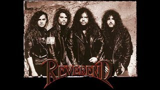 Old School Heavy Metal Reverend Scattered Wits 1990