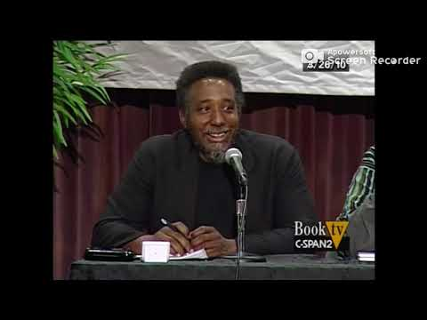 Frank B. Wilderson III on a Panel on Literary Activism (2010)
