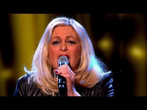 Sally Barker performs ' Whole Of The Moon' - The Voice UK 2014: The Live Semi Finals - BBC One