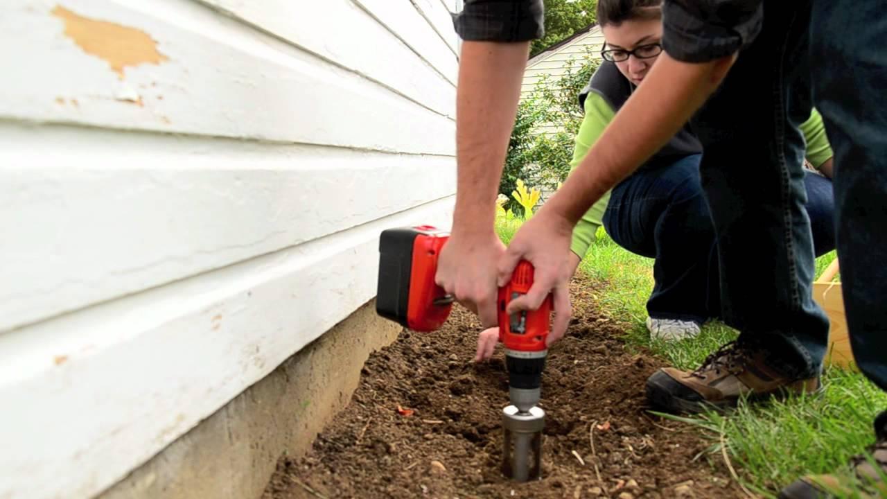 Gardenersedge And The Bulbbop Bulb Planter Youtube