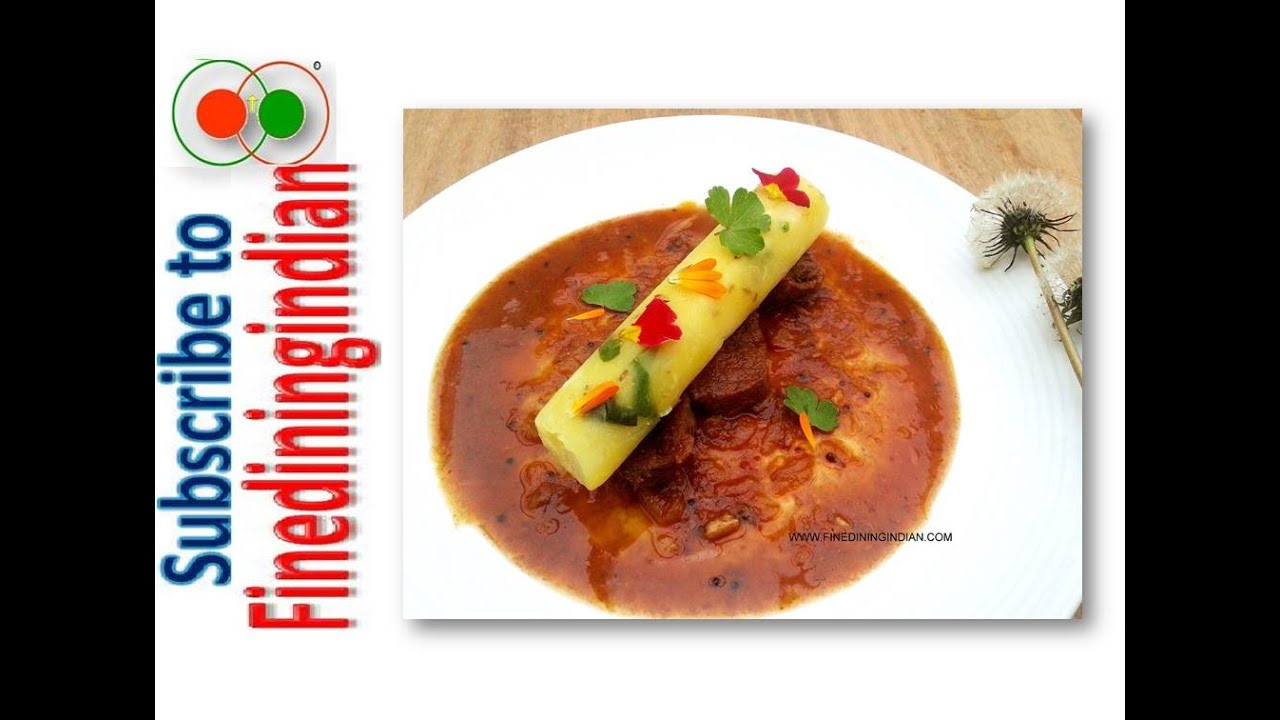 food plated presentation at home finediningindian 50 youtube