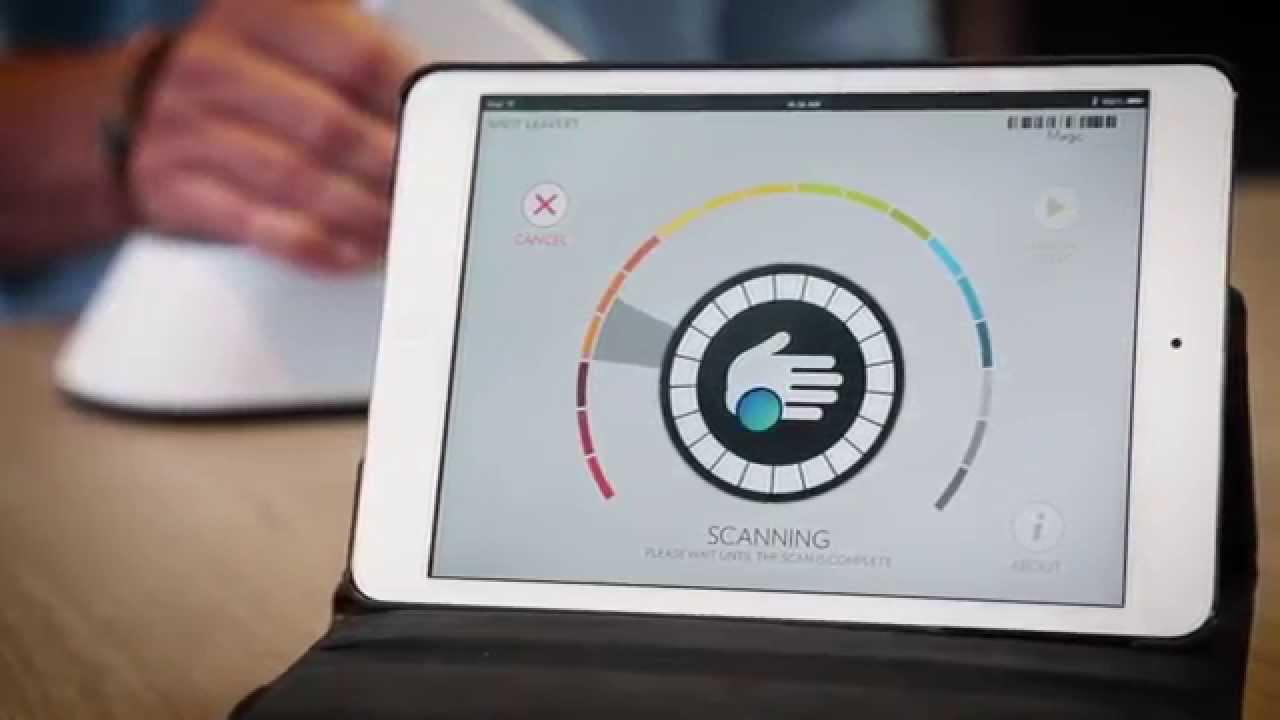 Pharmanex S3 bioPhotonic Scanner Introduction - YouTube