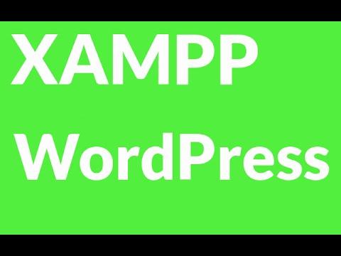 WordPress lokal mit Hilfe von XAMPP installieren