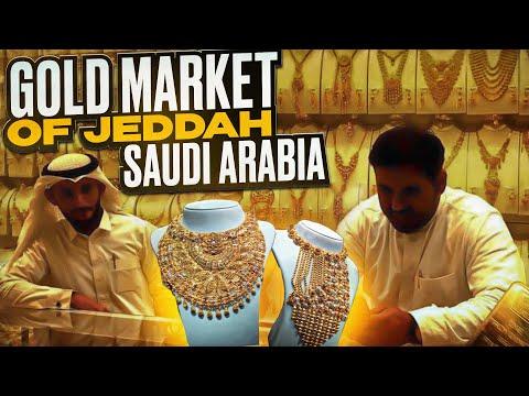 The Gold Market of Jeddah, Saudi Arabia! Wow! :D #SaudiArabia #GoldMarket #Souk #Market #Gold #KSA