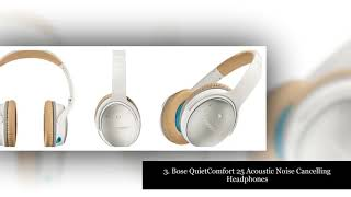 ✅Top 10 Best Noise Cancelling Headphones (UpDated)