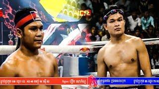 Roeung Sophorn (CAM) Vs (Thai) Yord Thounthorng, 14/07/2018, CNC TV Boxing