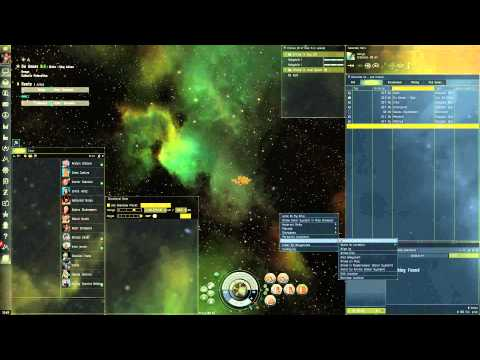 EVE Online Proteus Asteroid Effects