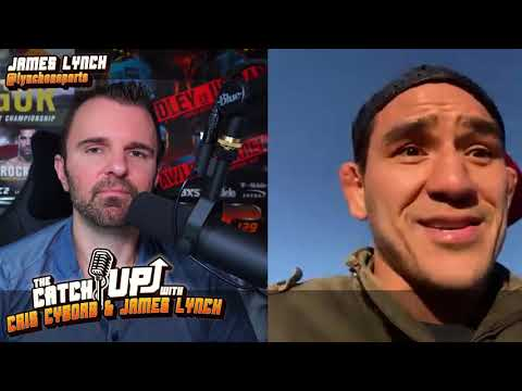 Emmanuel Sanchez talks UFC, Bellator MMA, Mike Tyson and more with James Lynch on Cyborg Nation