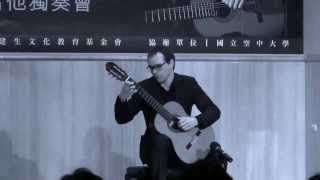 Variations on a Theme of Mozart by Sor played by Florian Palier