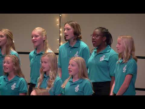 Bethelhemu (arr. Beck) -- Twin Peaks Middle School Choir